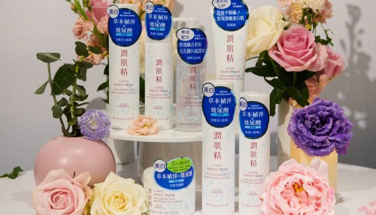 潤肌精植淬白7支產品全系列升級