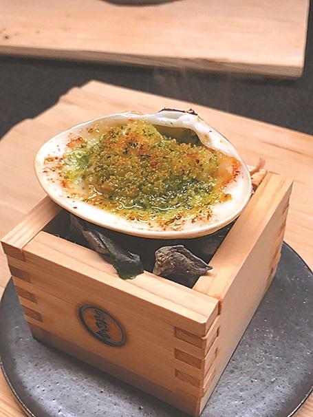 浜田統之的創意法國料理。